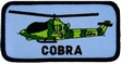 Military Patch: Cobra