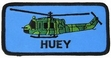 Military Patch: Huey Helicopter