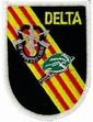 Military Patch: Delta Force