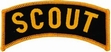 Military Patch: Scout