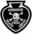 Military Patch: Airborne Death from Above