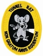 Military Patch: Tunnel Rat