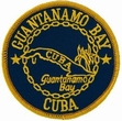 Military Patch: Guantanamo Bay