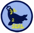 Military Patch: Seal Team 2