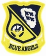Military Patch: Blue Angels