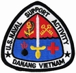 Military Patch: U. S. Navy Danang Vietnam