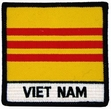 Military Patch: Vietnam Veteran