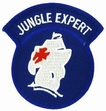 Military Patch: Jungle Expert