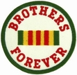 Military Patch: Vietnam Brothers