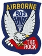 Military Patch: 503rd Airborne Divison