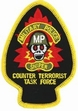 Military Patch: Military Police Sniper