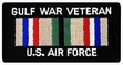 Military Patch: USAF Gulf War Veteran