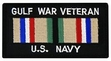 Military Patch: U.S. Navy Gulf War Veteran