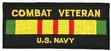 Military Patch: U.S. Navy Vietnam Combat Veteran