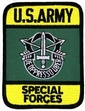 Military Patch: USA Special Forces