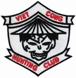 Military Patch: Viet Cong Hunting Club