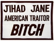 Military Patch: Jihad Jane