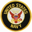 Military Patch: U. S. Navy