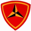 Military Patch: USMC 3rd Marine