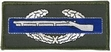 Military Patch: Combat Infantry Badge