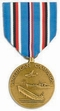 Military Medal: WW II American Campaign