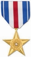 Military Medal: Silver Star