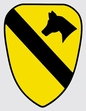 Decals: U.S. Army 1st Cavalry 5""
