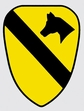 Decals: U.S. Army 1st Cavalry Sm