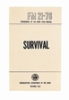 Survival:  Manual
