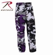 Two Tone Camouflage BDU Pants