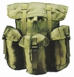 Mini Alice Pack Olive Drab