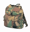 Camo Canvas Daypack