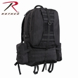 Rothco Global Assault Pack-Black
