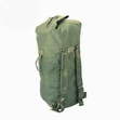 Gi. Type Enhanced Double Strap Duffle Bag: Olive Drab