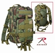 Medium Transport Pack Woodland Camo