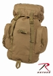Rothco 25L Tactical Backpack- Coyote Brown