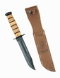 Military Knives: Genuine Ka-Bar Fighting Knife (1217)