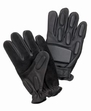 Black Full Finger Rapelling Gloves