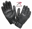 Leather Knuckle Cut Resistant Tactical Gloves