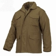 M-65 Field Jacket: Coyote Brown