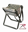 Folding Camp Stool-Army Digital