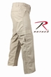 Rothco Tactical Duty Pants-Khaki