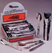 Camping: Stainless Steel Chow Kit