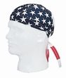 Headwrap-Stars and Stripes