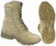 G.I. Tactical Side Zip Boot  Desert Tan