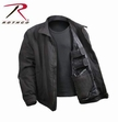 3 Season Concealed Carry Jacket: Black