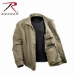 3 Season Concealed Carry Jacket: Khaki