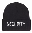 Embroidered Watch Cap-Security
