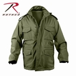 M-65 Soft Shell Tactical Jacket-Olive Drab