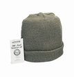 Genuine Wool Watch Cap-Olive Drab